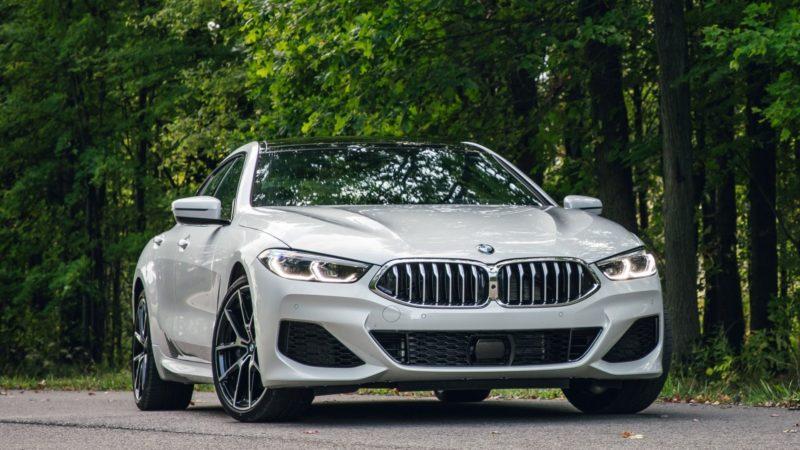 130 машин BMW отзывают по гарантии для ремонта тормозов