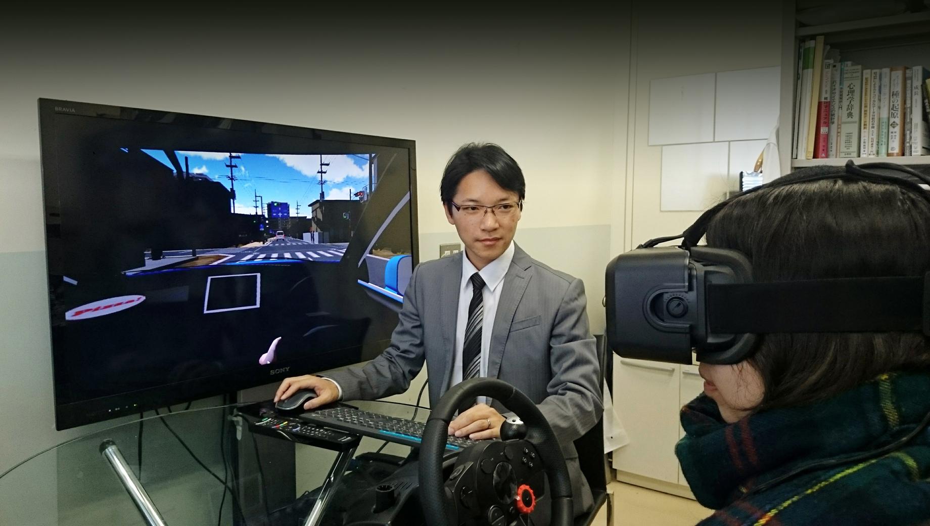 Компания Nissan открыла Лабораторию безопасности дорожного движения