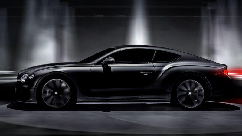В этом году у нас появится Bentley Continental GT Speed