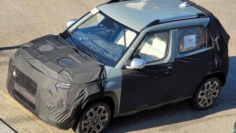 Hyundai пополнит класс А еще одним хэтчбеком AX1