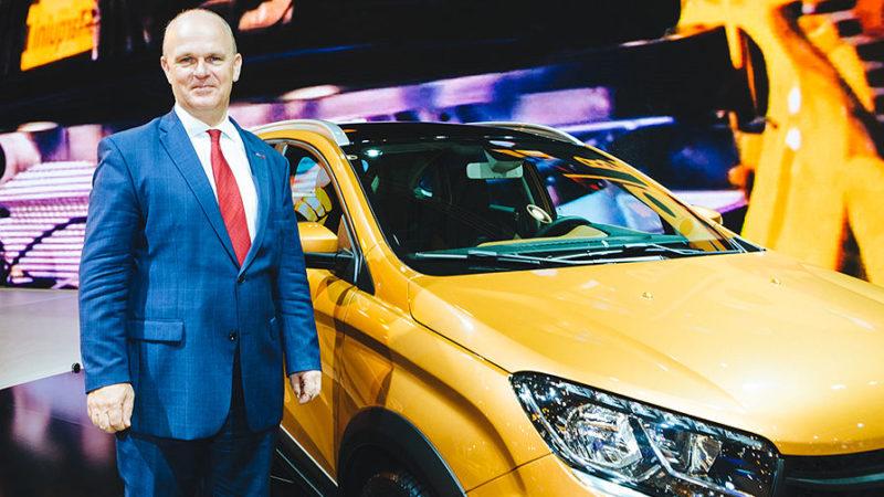 Николя Мор был назначен гендиректором Renault по России и СНГ